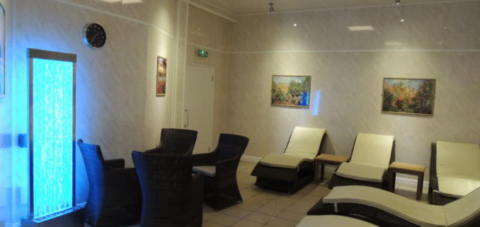Hydro Spa - Relaxation Room
